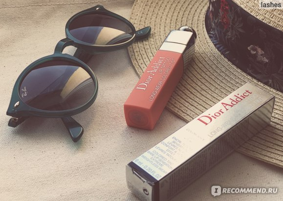 Тинт для губ Dior Addict Стойкое оттеночное средство Lip Tattoo фото
