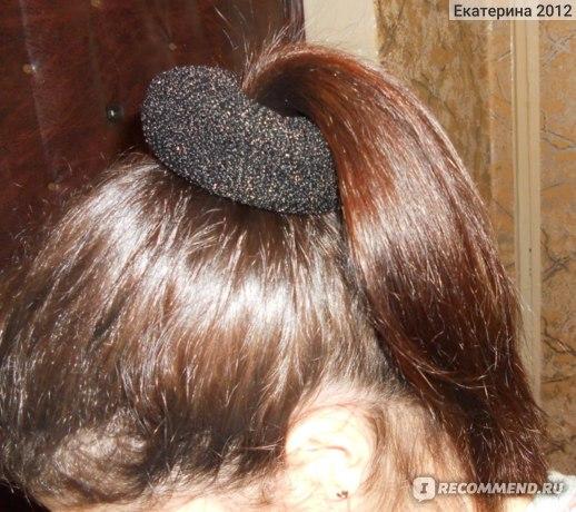 Аксессуары для волос Aliexpress   Hair Bun Ring Donut фото