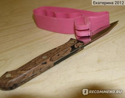 Точилка для ножей FixPrice для кос, ножниц фото