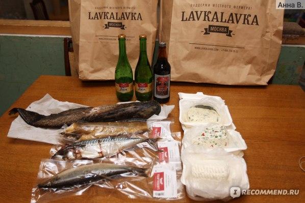 Сеть магазинов LavkaLavka (фермерский кооператив), Москва фото