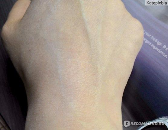 Свотч (прилично отбелил кожу)
