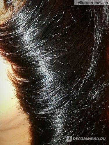 Шампунь WPS Weis Professional series Протеиновый для ухода за нормальными волосами - результат от применения!