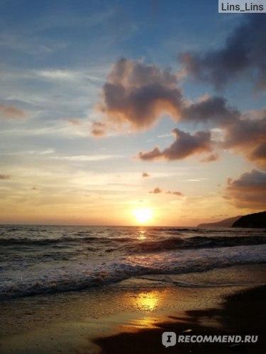 Море после шторма Криница