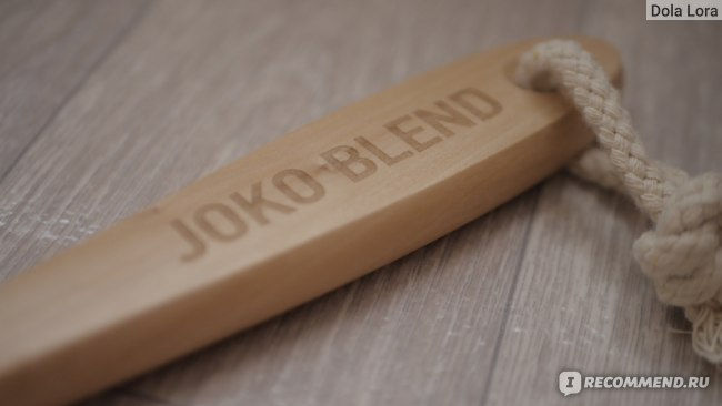 Щетка для тела Joko Blend Для сухого массажа фото