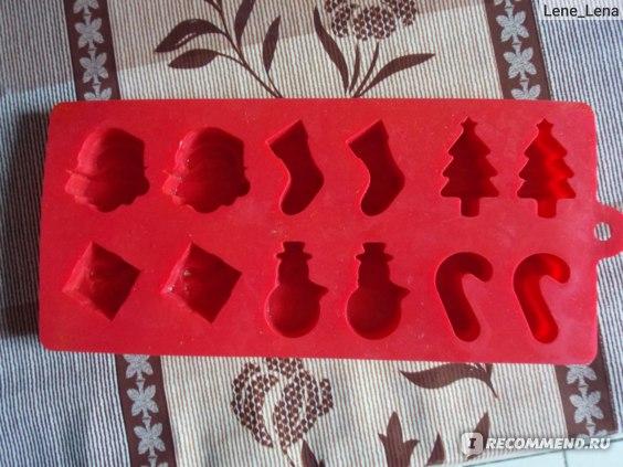 """Форма для льда Oriflame и шоколада """"Маленькие радости"""" фото"""