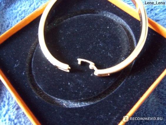 Браслет Oriflame 28104 Sophisticated Bracelet с камнями  SWAROVSKI  фото