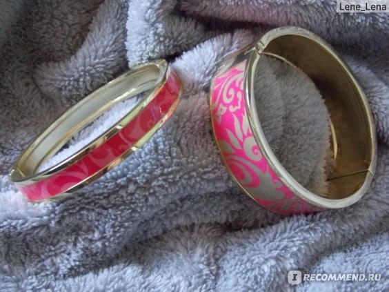 Набор браслетов Oriflame Гламурный шик фото
