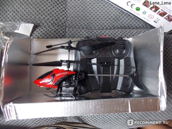 Aliexpress Вертолет на пульте управления RC Helicopter FQ777-610 3.5CH 2.4GHz RC Remote Control Helicopter Mode 2 RTF фото