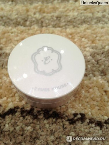 BB пудра ETUDE HOUSE Sun BB finish powder фото