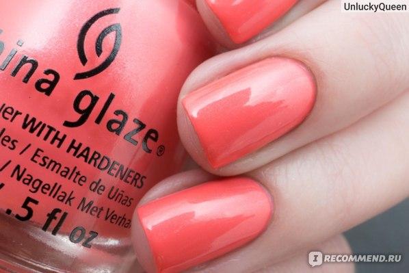 Лак для ногтей China glaze City Flourish Collection  фото