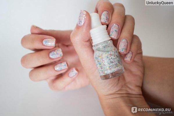 Лак для ногтей SKINFOOD Milk Shake Nail фото