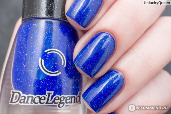 Лак для ногтей Dance legend коллекция Sparky фото