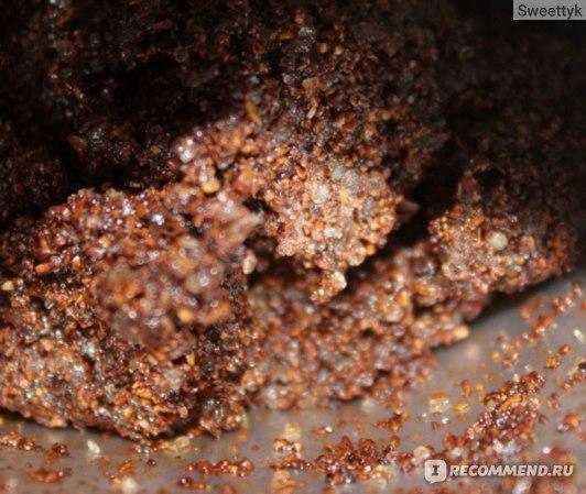 Скраб для тела RICHE Coffee Bean Scrub Mandarin