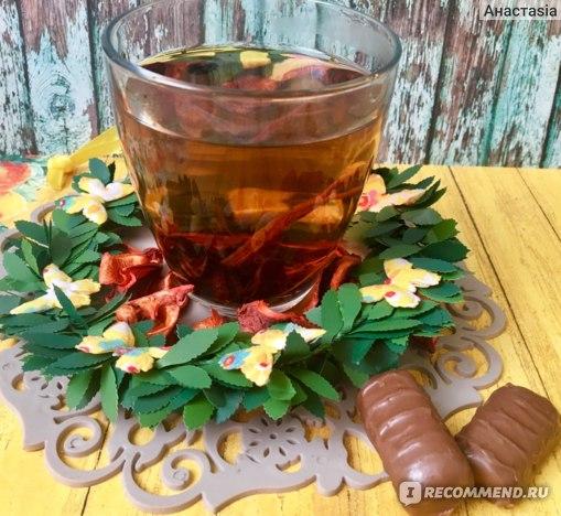 "Чай Объятия Алтая ""Утро в кедровнике "" фото"