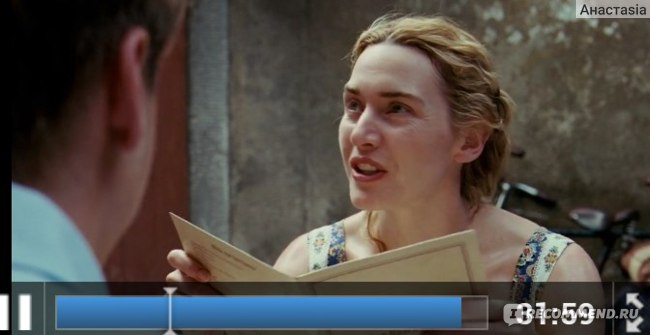 Чтец / The Reader (2008, фильм) фото
