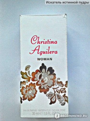 Christina Aguilera Woman фото