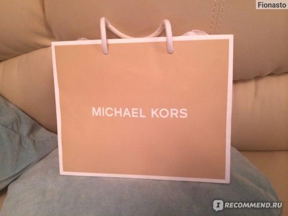 Сумка Michael Kors Crossbody фото