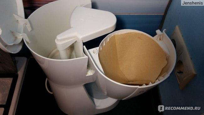 Кофеварка BOSCH TKA3A031 фото