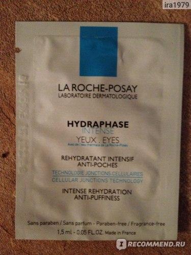 Крем для век  La Roche Posay Hydraphase фото
