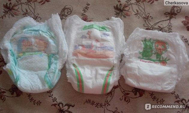 памперс актив беби, 365дней, либеро