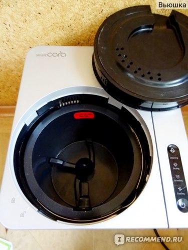 Утилизатор пищевых отходов для кухни SmartCara Platinum (PCS-350)