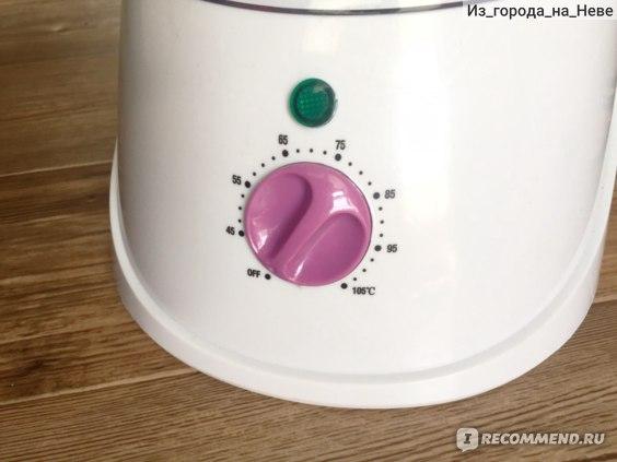 Воскоплав White line Depilatory Heater для горячего воска фото