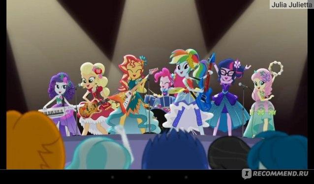 MLP: Equestria Girls 4 - Легенда Эверфри / Legend of Everfree   фото