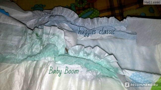 Подгузники Baby Boom  фото