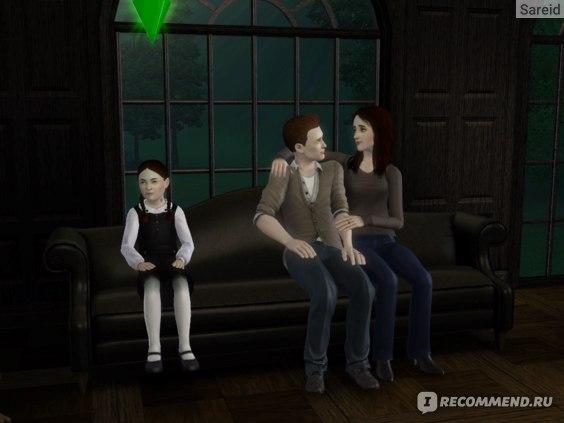 Семейная идилия