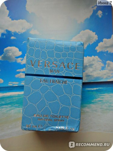 Versace Eau Fraiche  фото