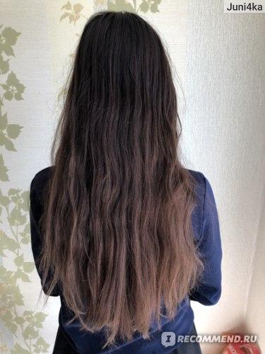 Мои волосы до