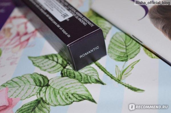 Увлажняющий блеск для губ Jafra Hihg Shine Moisture Gloss фото
