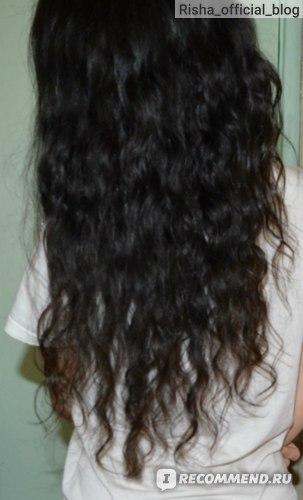 Шампунь Milla Halal Cosmetics Для окрашенных волос с защитным фактором и маслом ши «MANDARIN» фото