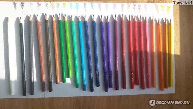 Цветные карандаши ErichKrause  фото