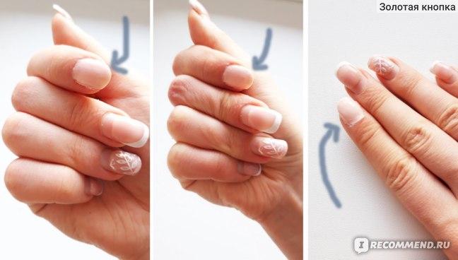 """Лак для ногтей """"Calcium nail"""" Усилитель роста фото"""