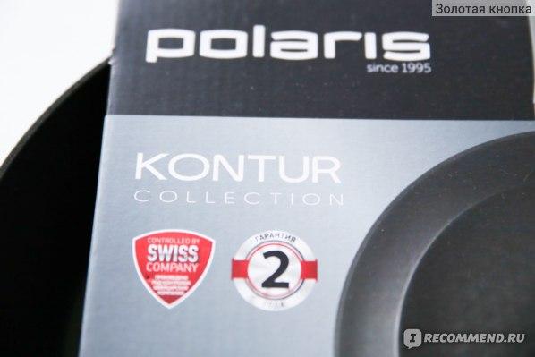 Сковорода POLARIS Kontur-24F фото