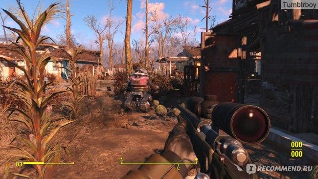 Fallout 4 :Automatron фото