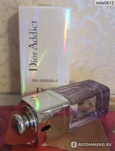 Dior Addict Eau Sensuelle фото