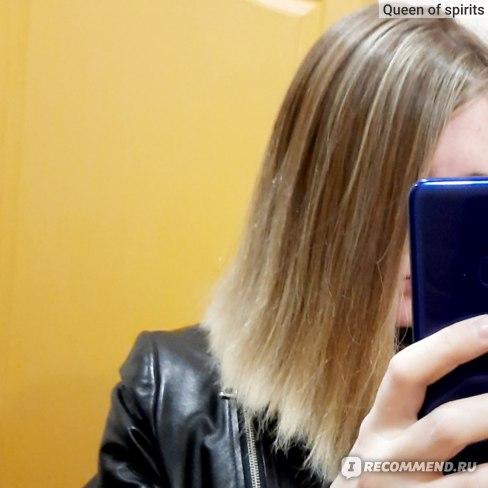 Спустя три недели после проведения процедуры ботокс для волос