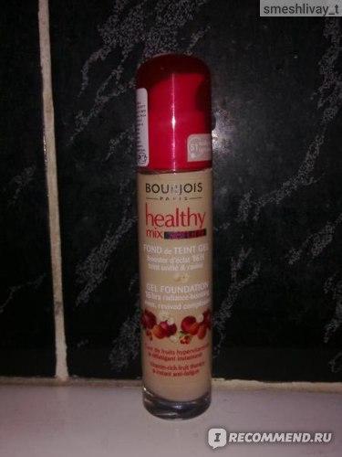 Тональный крем Bourjois Healthy Mix Serum Gel фото