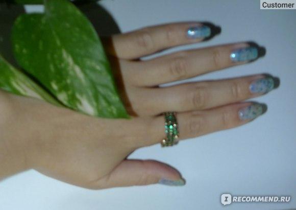 Кольцо Avon Ками фото
