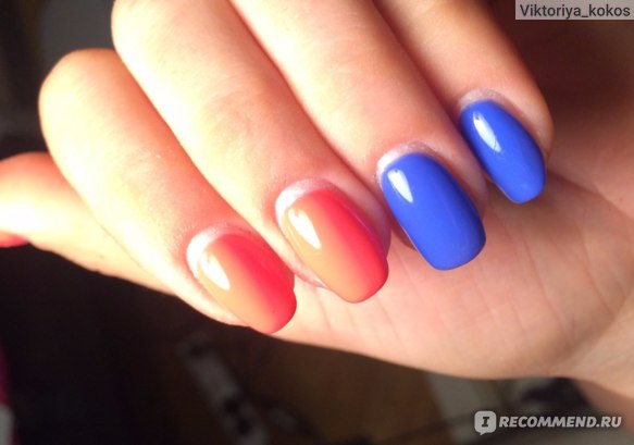 Гель-лак для ногтей Luxio Топовое покрытие для гель-лака фото
