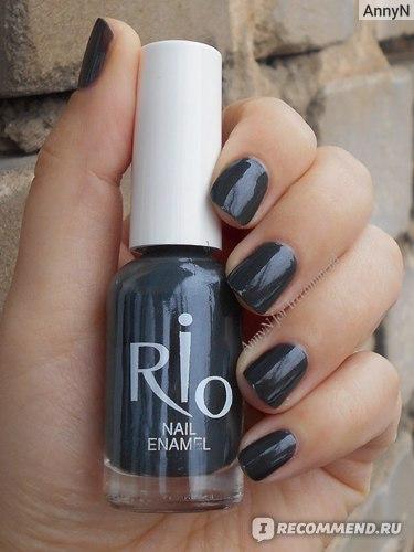 Лак для ногтей Rio Nail Enamel фото