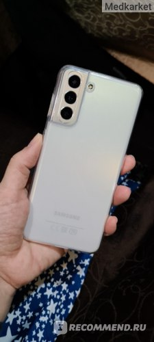 Смартфон Samsung Galaxy S21 фото