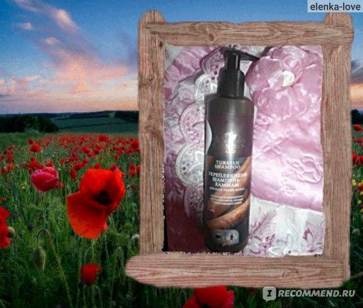 Шампунь Planeta Organica Укрепляющий хаммам для всех типов волос фото
