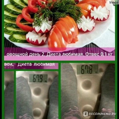 Овощной День Диеты Любимая. Диета Любимая, хоть и строгая: как выдержать 6 разгрузочных дней на разных продуктах