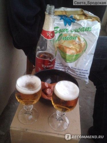 Пивной напиток Redd`s Mademoiselle  фото
