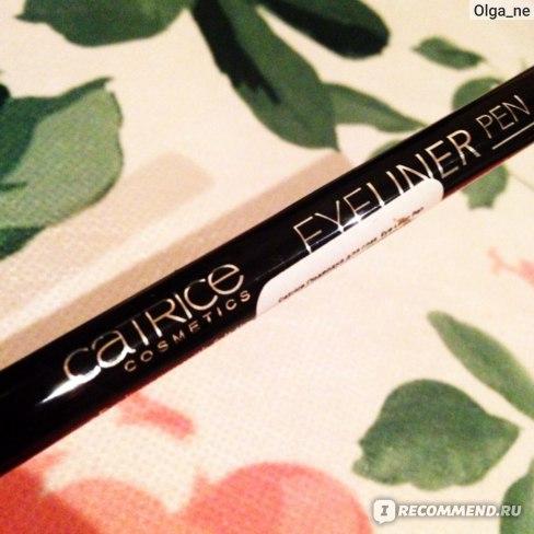 Карандаш для глаз Catrice Eve liner pen фото