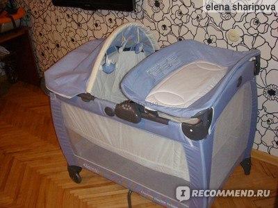 Манеж-кровать Graco Contour Electra Deluxe фото