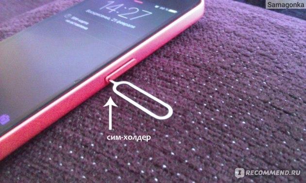 Смартфон Apple Iphone 5C фото